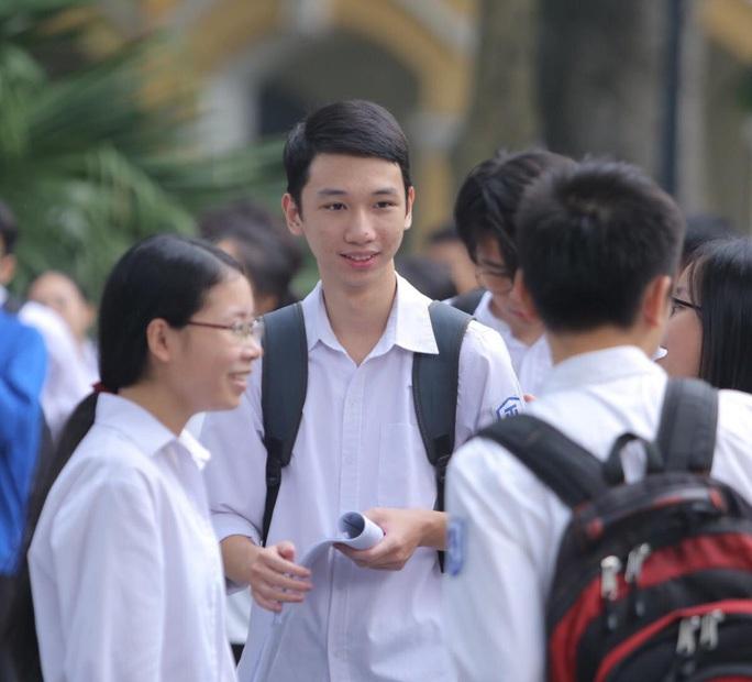 Bộ GD-ĐT công bố đề thi tham khảo tốt nghiệp THPT năm 2020 - Ảnh 1.