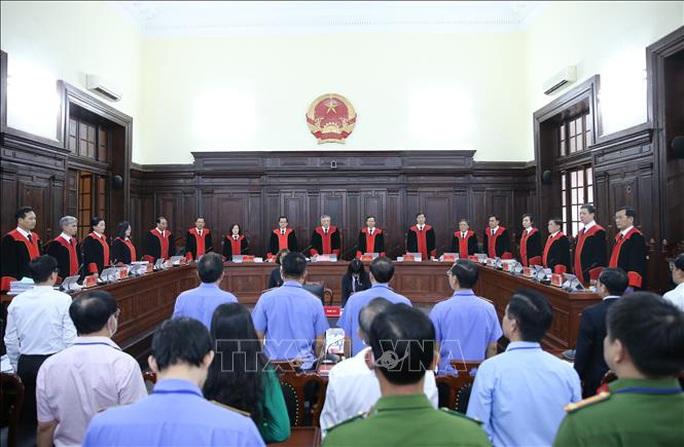 Cận cảnh phiên giám đốc thẩm vụ án tử tù Hồ Duy Hải - Ảnh 1.