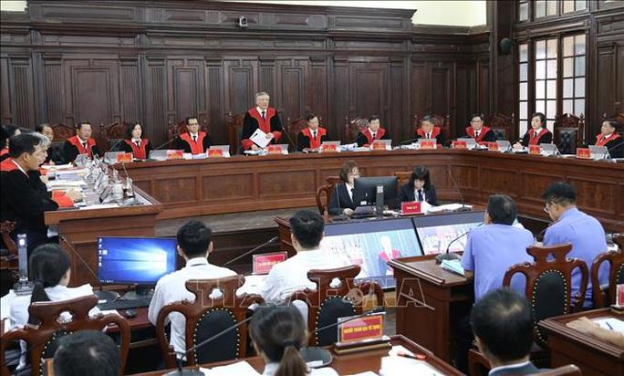 Cận cảnh phiên giám đốc thẩm vụ án tử tù Hồ Duy Hải - Ảnh 14.