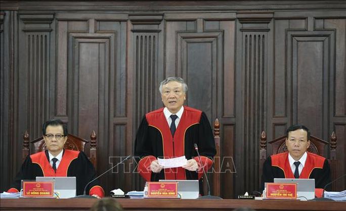 Cận cảnh phiên giám đốc thẩm vụ án tử tù Hồ Duy Hải - Ảnh 3.