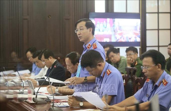 Cận cảnh phiên giám đốc thẩm vụ án tử tù Hồ Duy Hải - Ảnh 11.