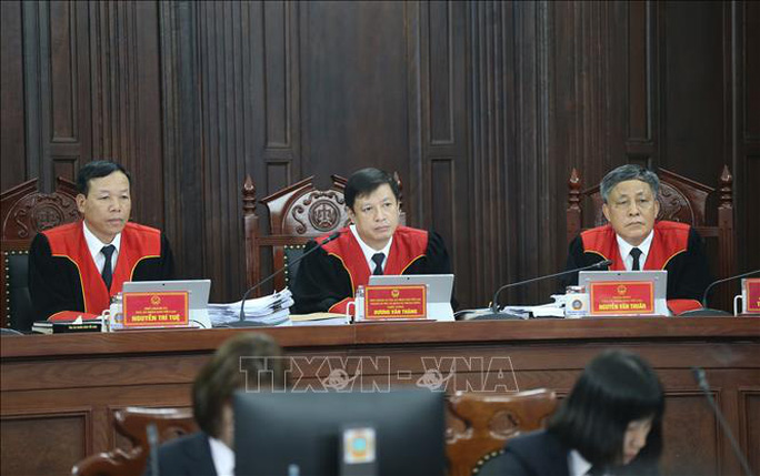 Cận cảnh phiên giám đốc thẩm vụ án tử tù Hồ Duy Hải - Ảnh 8.