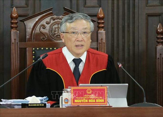 Cận cảnh phiên giám đốc thẩm vụ án tử tù Hồ Duy Hải - Ảnh 4.