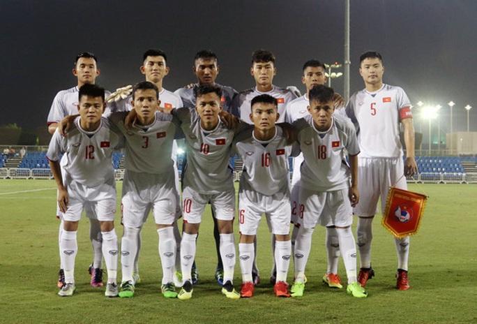 U19 và mục tiêu U20 World Cup 2021 - Ảnh 1.