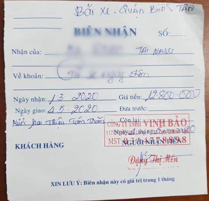 TP HCM: Giữ xe vi phạm 200.000 đồng/ngày, Công an quận Bình Tân phải báo cáo  - Ảnh 1.