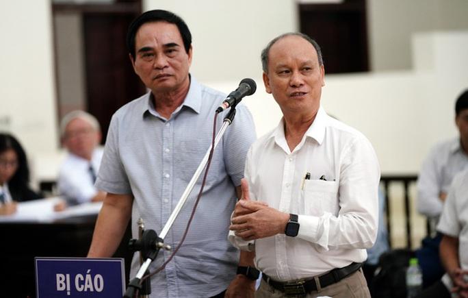 2 nguyên chủ tịch Đà Nẵng bị tuyên tổng cộng 27 năm tù, bắt giam tại tòa - Ảnh 5.