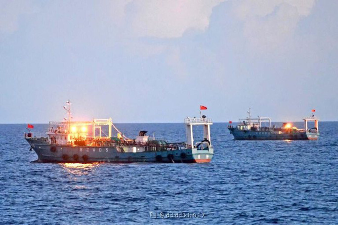 Indonesia triệu đại sứ Trung Quốc vụ thi thể thủy thủ bị ném xuống biển - Ảnh 2.