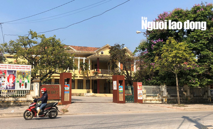Quảng Bình: Chủ tịch UBND phường Nam Lý cùng thuộc cấp sai phạm như thế nào? - Ảnh 1.