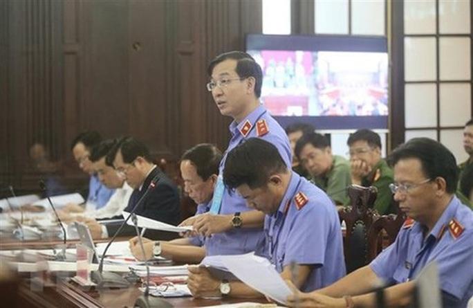 Xét xử giám đốc thẩm vụ tử tù Hồ Duy Hải: Kháng nghị không khẳng định Hồ Duy Hải bị oan - Ảnh 1.