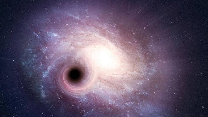 Phát hiện lỗ đen quái vật vô hình lẩn trốn gần trái đất - Ảnh 1.