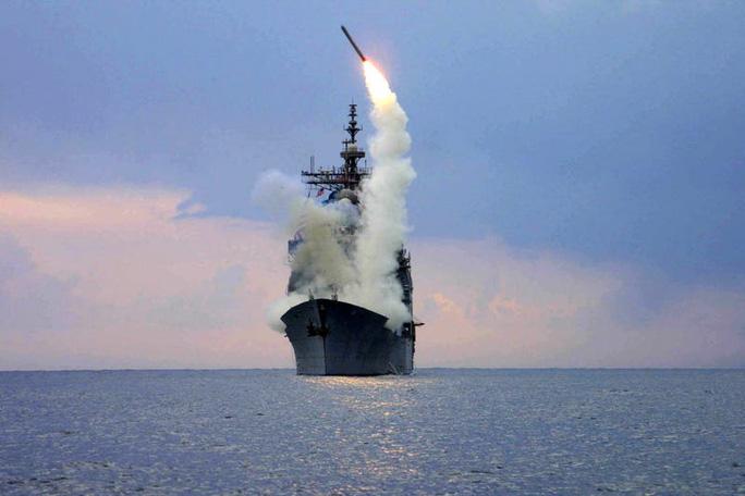 Đối đầu tên lửa Mỹ - Trung vào bước ngoặt - Ảnh 1.