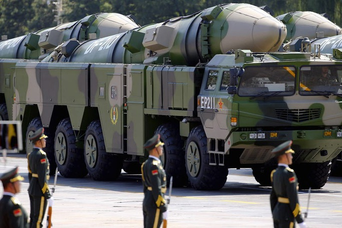 Đối đầu tên lửa Mỹ - Trung vào bước ngoặt - Ảnh 2.