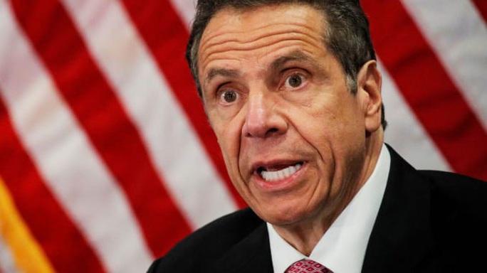 """Covid-19: Thống đốc bang New York tiết lộ thông tin """"gây sốc"""" - Ảnh 1."""