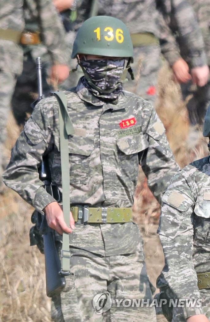 Son Heung-min tòng chinh, lộ hình ảnh siêu chiến binh thời 4.0 - Ảnh 4.