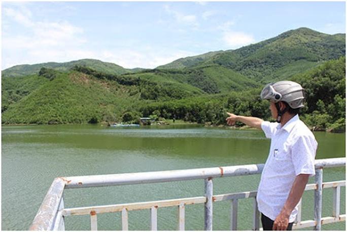 Quảng Nam: Phát hiện thi thể thanh niên nổi trên hồ - Ảnh 1.