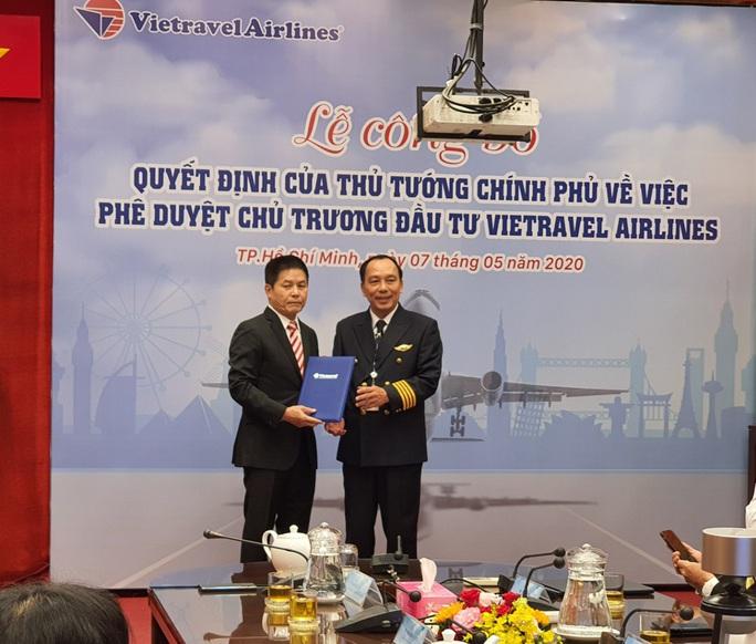 Hãng hàng không Vietravel Airlines dự kiến bay chuyến đầu tiên vào năm 2021 - Ảnh 1.
