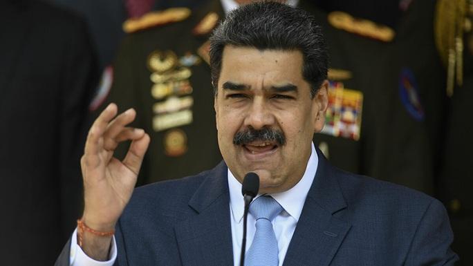 Venezuela: Phe đối lập ký hợp đồng gần 213 triệu USD lật đổ tổng thống? - Ảnh 1.