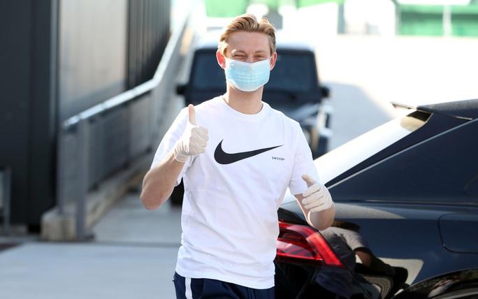 Tin vui khi Barcelona và Messi âm tính virus Corona - Ảnh 6.