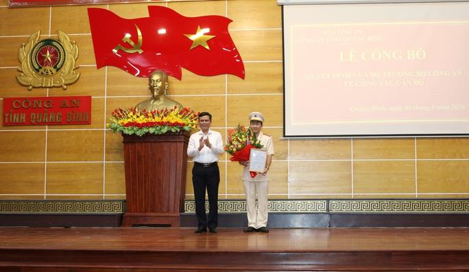Quảng Bình có tân phó giám đốc Công an tỉnh  - Ảnh 2.