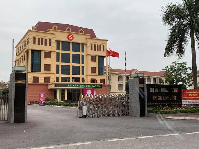 Bí thư Hải Dương nói gì về thông tin người nhà làm Bí thư thị ủy Kinh Môn? - Ảnh 2.