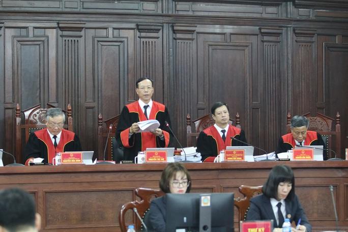 Phiên Giám đốc thẩm vụ án Hồ Duy Hải: Bác kháng nghị, giữ nguyên án tử hình - Ảnh 1.