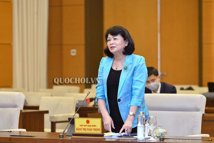 Phó Chủ tịch nước nêu vụ Đường Nhuệ tại Ủy ban Thường vụ Quốc hội - Ảnh 1.