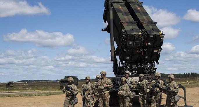 Mỹ rút hệ thống phòng không khỏiẢ Rập Saudi vì toan tính khác - Ảnh 1.