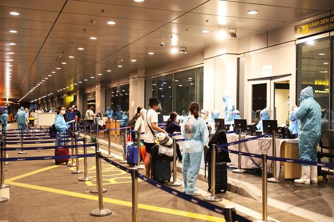 161 người về từ Mỹ cách ly tại quân đoàn 1 âm tính với virus SARS-CoV-2 - Ảnh 1.