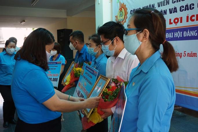 Đẩy mạnh các chương trình phúc lợi cho đoàn viên trong Tháng Công nhân - Ảnh 13.