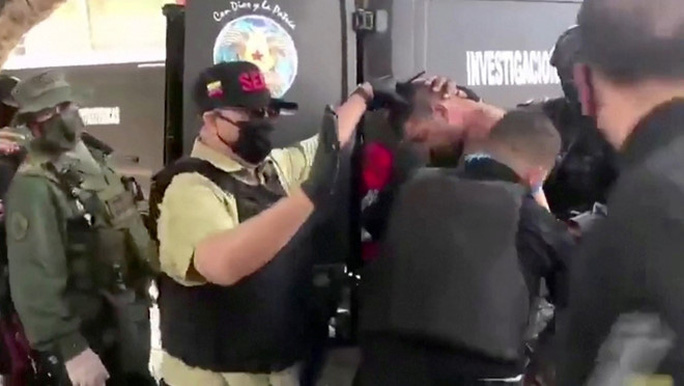 Đặc nhiệm Nga giúp Venezuela truy tìm lính đánh thuê? - Ảnh 1.