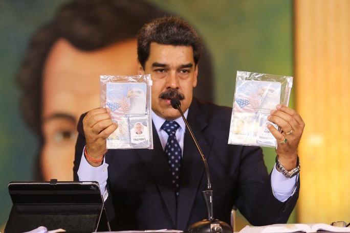 Đặc nhiệm Nga giúp Venezuela truy tìm lính đánh thuê? - Ảnh 2.