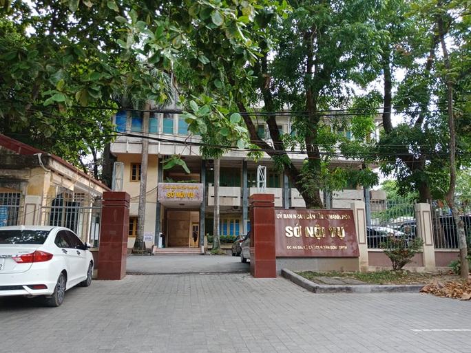 Một trưởng phòng của Sở Nội Vụ tỉnh Thanh Hóa bị bắt - Ảnh 1.