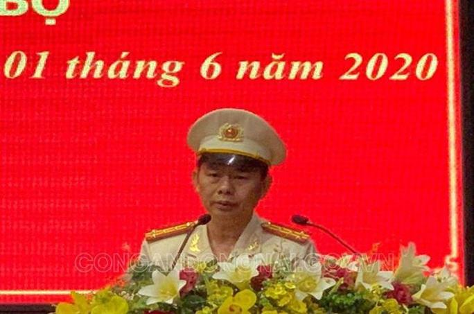 Thứ trưởng Bộ Công an đến Đồng Nai công bố 3 quyết định nhân sự lãnh đạo - Ảnh 1.