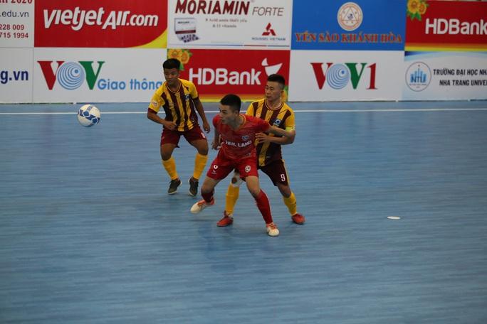 Vòng loại Futsal VĐQG 2020: Tân binh bại trận ngày ra quân - Ảnh 4.