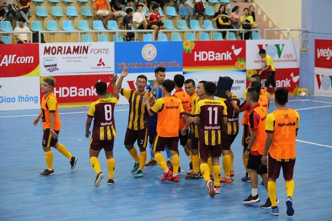 Vòng loại Futsal VĐQG 2020: Tân binh bại trận ngày ra quân - Ảnh 1.