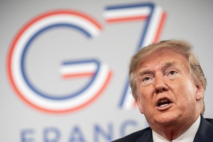 Ông Trump muốn đổi G7 thành G11, vì sao? - Ảnh 1.