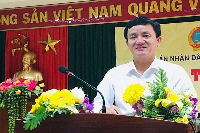 Bình Định có tân Chánh án Tòa án nhân dân tỉnh - Ảnh 1.