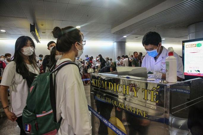Mở đường bay quốc tế khi bảo đảm an toàn - Ảnh 1.