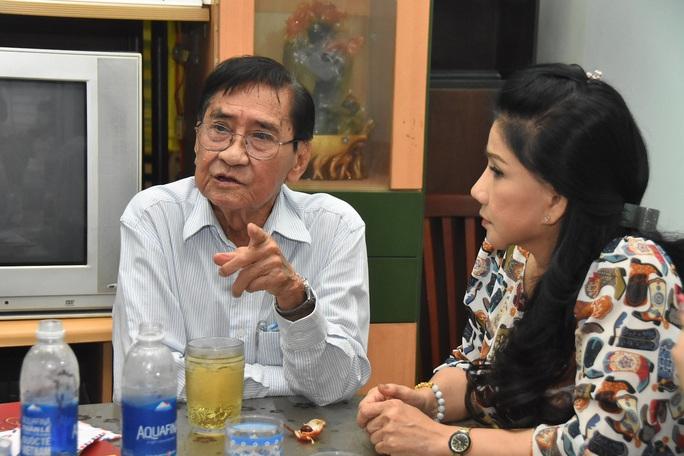 Mai Vàng nhân ái thăm Chu Phác Viên Nam Hùng, Nhuận Điền Thanh Tú và quái kiệt Tùng Lâm - Ảnh 6.