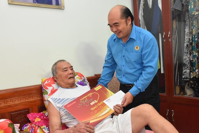 Mai Vàng nhân ái thăm Chu Phác Viên Nam Hùng, Nhuận Điền Thanh Tú và quái kiệt Tùng Lâm - Ảnh 7.