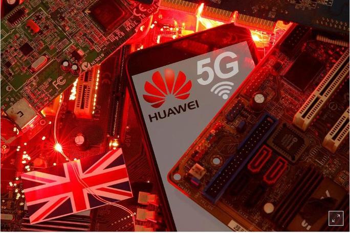 NATO: Anh cẩn trọng đánh giá lại về Huawei trong việc bảo mật mạng 5G - Ảnh 1.