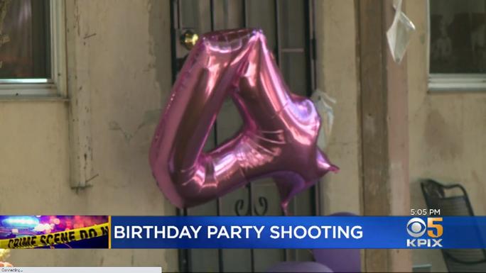 Mỹ: Xả súng vào tiệc sinh nhật, 5 người thương vong - Ảnh 2.