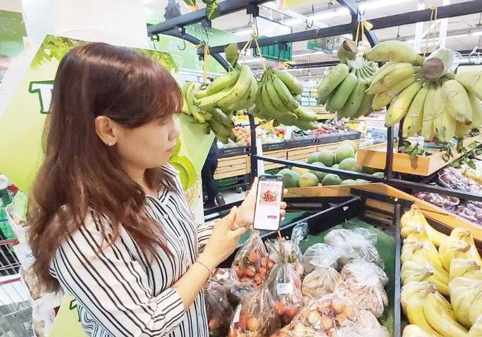 Nông sản Việt lần đầu tiên lên sàn điện tử - Ảnh 1.