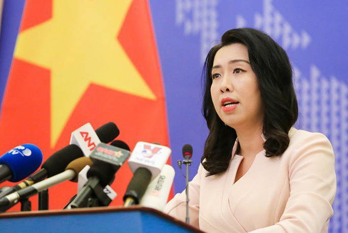 Việt Nam lên tiếng về thông tin Trung Quốc hạ cáp ngầm ở Hoàng Sa - Ảnh 1.