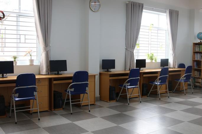 Quận 4 TP HCM có 2 ngôi trường mới - Ảnh 8.