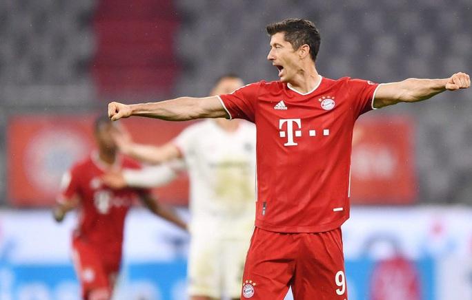 Giành vé dự chung kết DFB Pokal, Bayern Munich hướng tới cú ăn ba lịch sử - Ảnh 6.