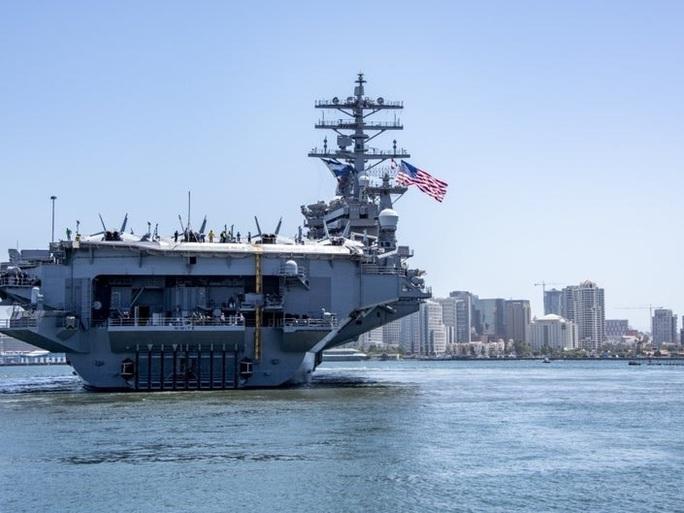 Tại sao Mỹ điều tàu sân bay đến Thái Bình Dương? - Ảnh 2.