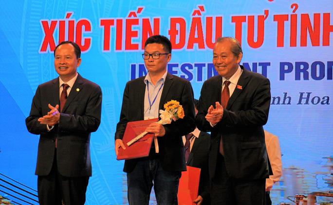Thanh Hóa cam kết trải thảm đỏ chào đón các nhà đầu tư - Ảnh 4.