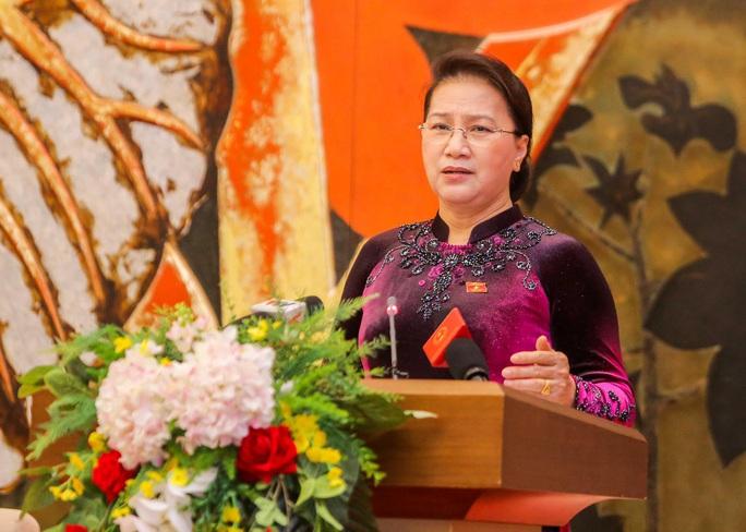 Chủ tịch Quốc hội: Báo chí chính là cầu nối để Quốc hội gần dân - Ảnh 2.