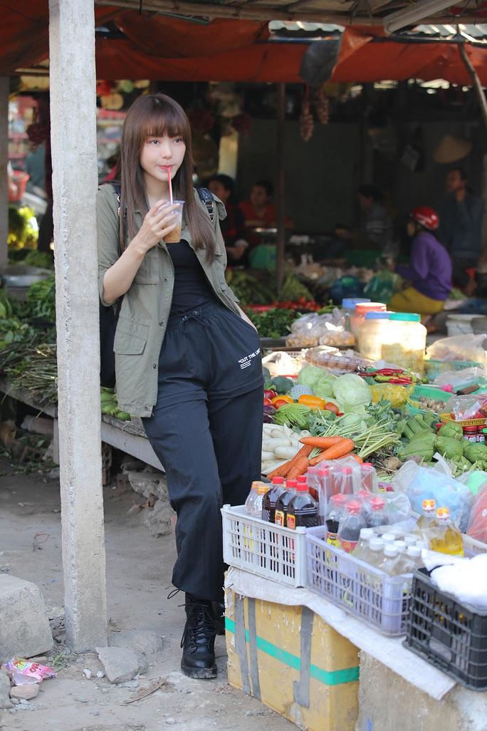 Diễn viên Minh Hằng: Tôi vốn dĩ là đại gia rồi - Ảnh 2.